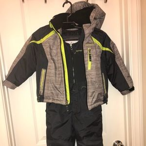 Snow suit and jacket 4T